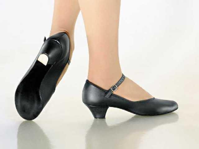 chaussure de danse de caractère SO DANCA CH02