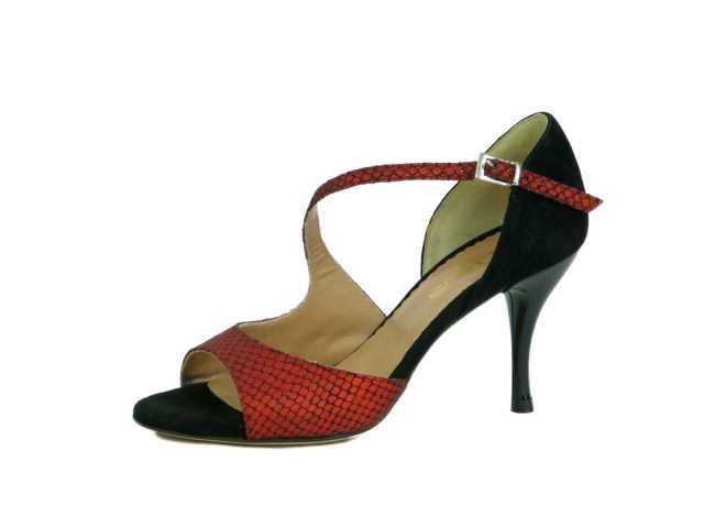 chaussures de tango, de salsa ou de danse de salon HORUS 967