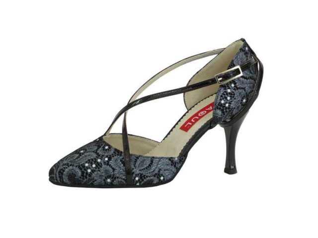 chaussures de danse de salon PAOUL 690 80