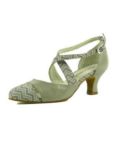 chaussures de danse de salon ROSSO LATINO PIER 50