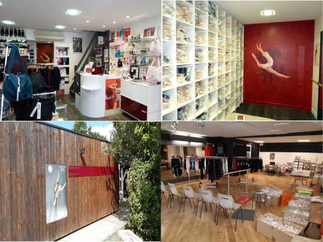 boutique angers et espace studio pylones