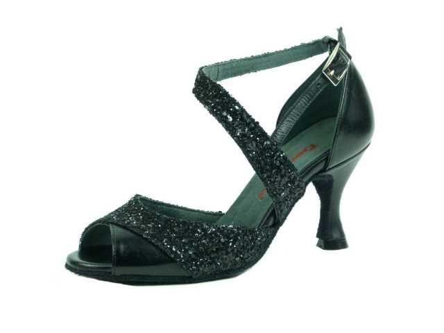chaussures de danse de salon ROSSO LATINO VIOLA