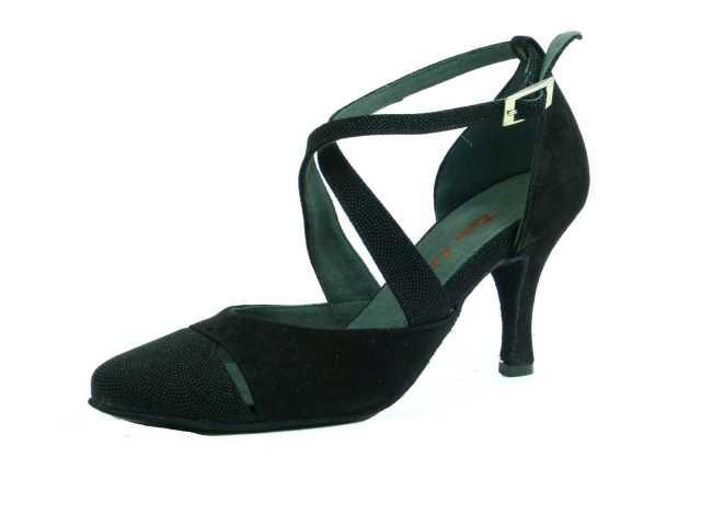 chaussures de danse de salon ROSSO LATINO PIER 70